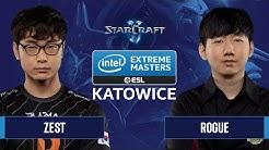 SC2 - Zest vs. Rogue - IEM Katowice 2020 - Grand Finals
