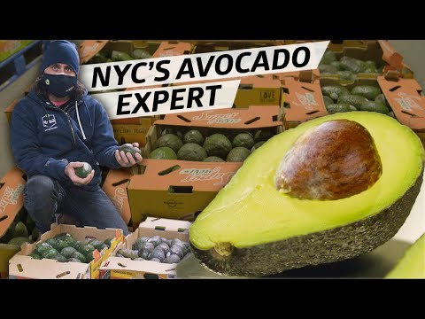 How 'the Avocado Guy' of NYC Supplies Michelin-Starred Restaurants — Vendors