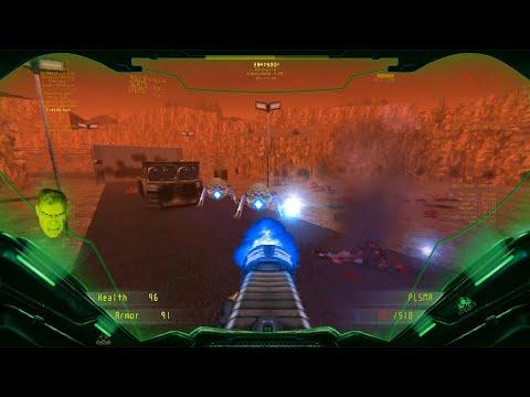 Repeat Brutal DOOM v21 Extermination Day Latest Build: Level