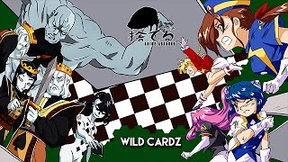 Anime Abandon: Wild Cardz