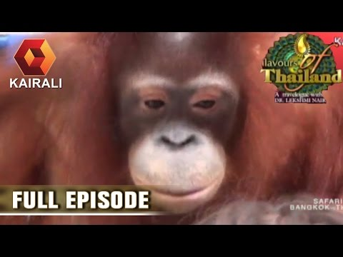 Flavours Of Thailand: What Did White Tiger Do To Lekshmi Nair? | 26th July 2016 | Episode 26