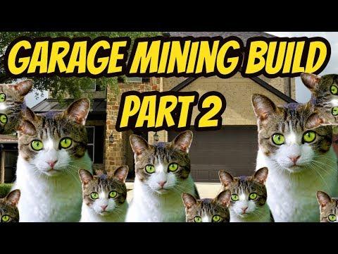 HASH Hole ( Garage Mining Build part 2 )