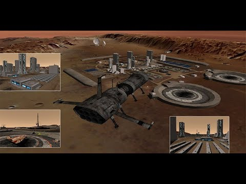Earth Mars Bases & Underground /Covert  Space Programs
