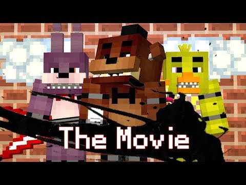 MINE Nights at Freddy's | Season 1 | FNAF Minecraft Roleplay Movie