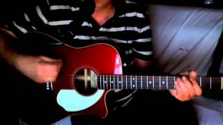 Let´s Spend The Night Together ~ The Rolling Stones - David Bowie ~ Cover w/ Fender Sonoran SCE CAR
