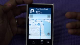 How to use Here Maps in Offline Mode on Windows Phone