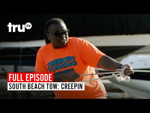 South Beach Tow | Season 6: Creepin | Watch The Full Episode | TruTV