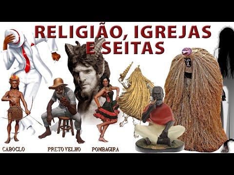 RELIGIÃO, IGREJAS E SEITAS thumbnail