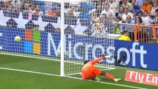 Cristiano Ronaldo vs Malaga Home HD 1080i 26092015 by MNcomps