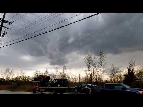 Southeastern Michigan Storm Chase 05/6/2018