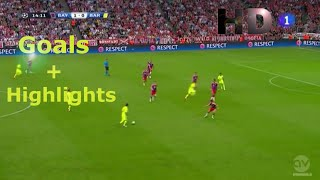 """Bayern munich vs barcelona 3-2 full match highlights 12/05/2015. please like, comment, share and subscribe for more! """"copyright disclaimer under section 107 ..."""
