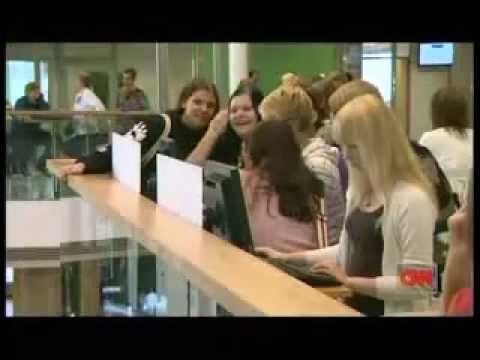 Finland's education succes CNN report (polskie napisy)