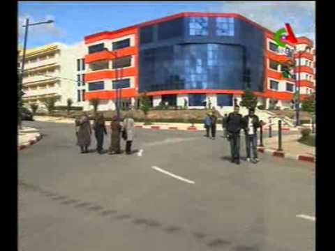algerie,Batna,nveau pole universitaire.