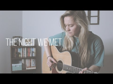 The Night We Met | Lord Huron (cover)