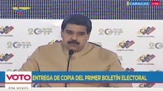 """Video: Maduro rechaza sanciones de EEUU, que lo acusa de """"dictador"""""""