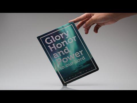 bíblia-sagrada- -nvi- -letra-média- -luxo- -glory-honor-and-power---livrarias-família-cristã
