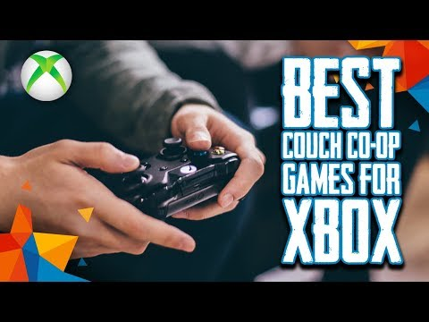 TOP 10 Best Shared / Split Screen Couch Co-Op Games For XBox One [2018]
