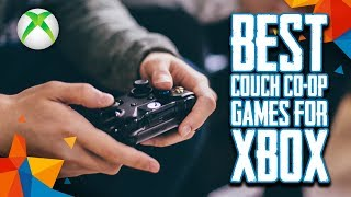 Top 10 Best Shared / Split Screen Couch Co-op Games For Xbox One  2018