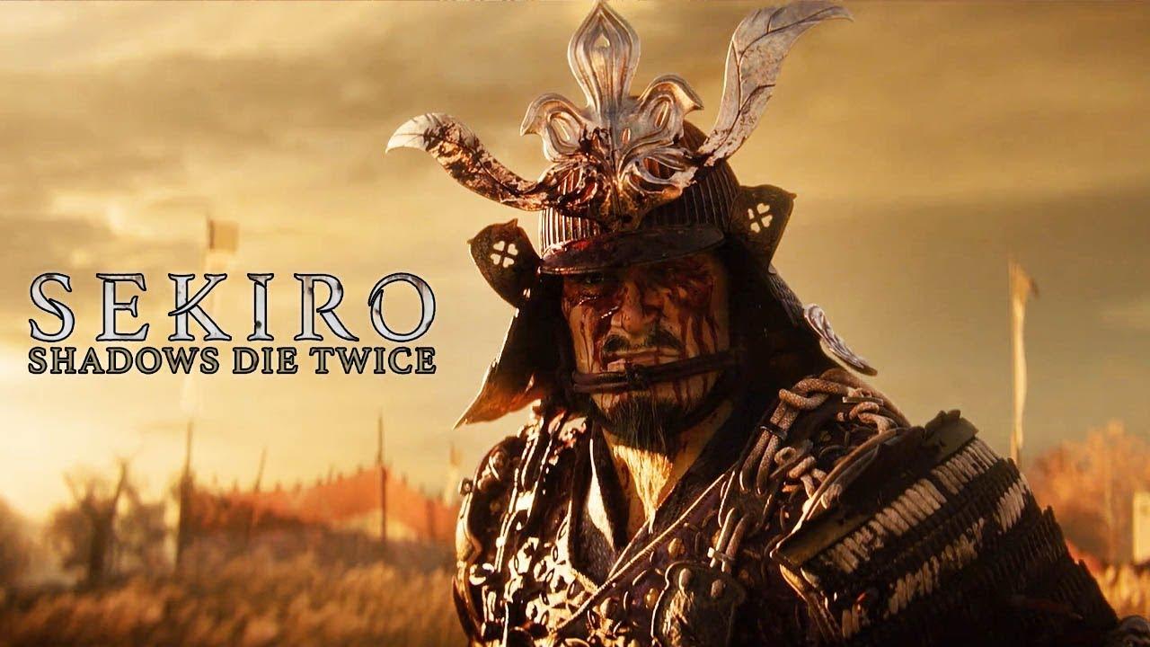 Sekiro Shadows Die Twice Story Trailer 1080p Hd Youtube