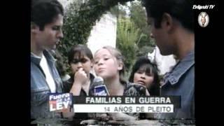 FUERA DE LA LEY - RUCAS ARGUENDERAS EN PLEITO DE VERDULERAS