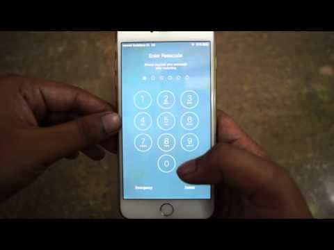 How To Fix If Touchscreen Of IPhone 6 Or IPhone 6 Plus Is Not Responding.