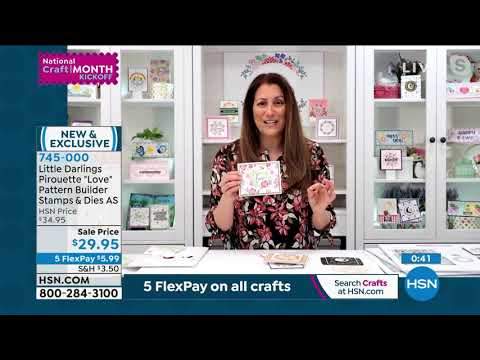 HSN | Paper Crafting featuring Cricut 03.02.2021 – 12 PM