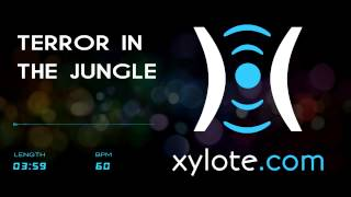 Gambar cover Xylote.com - Terror in the Jungle (Royalty Free Music)