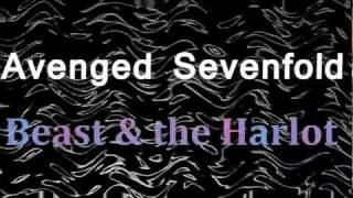 Avenged Sevenfold - Beast and the Harlot Lyrics