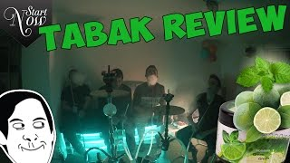 START NOW GREEN GREEN REVIEW /ShishaBuddies
