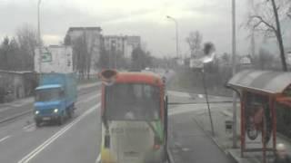 Viaggio nei Balcani. Skopje (MAC). 00353 - bus numero 5