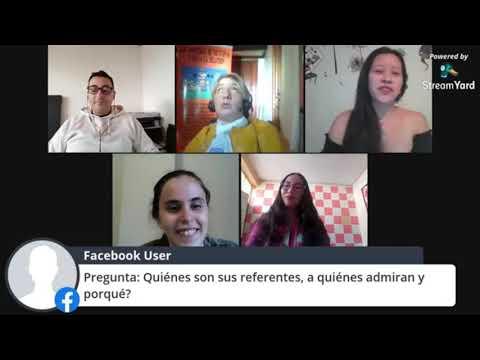 Ciclo de Entrevistas a Escritores del Mundo !!!