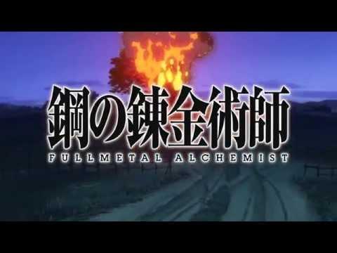 Fullmetal Alchemist Brotherhood Opening 1 Again