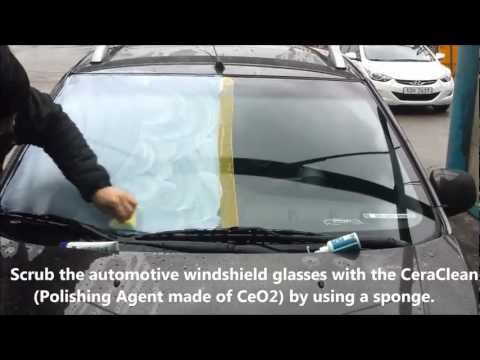 Nano-M Co., Ltd. (Korea) : Making hydrophilic surface and Water-repellent coating