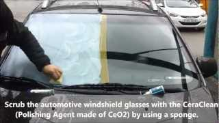 Nano-M Co., Ltd. (Korea) : Making hydrophilic surface and Water-repellent coating thumbnail