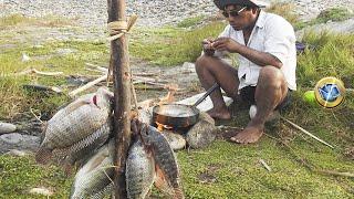 Catch & cook tilapia