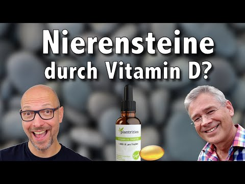 Nierensteine durch Vitamin D Überdosis? Mit Dr. Raimund von Helden