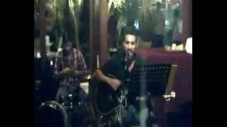 Acoustic project:have you ever seen the rain (creedence cover) @lucky corner taranto italy
