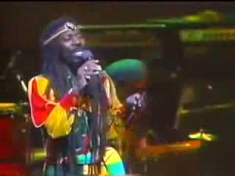 Bunny Wailer Live At The Madison Square Garden 1986 Cool Runnings