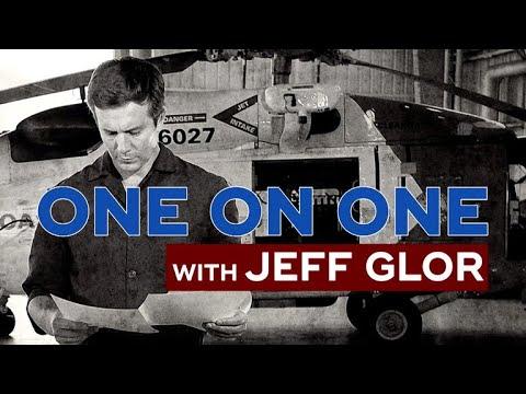 """Meet Jeff Glor, the new anchor of """"CBS Evening News"""""""