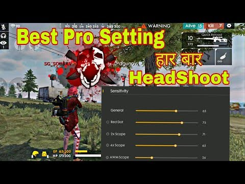 HeadShot Learn Pubg Game