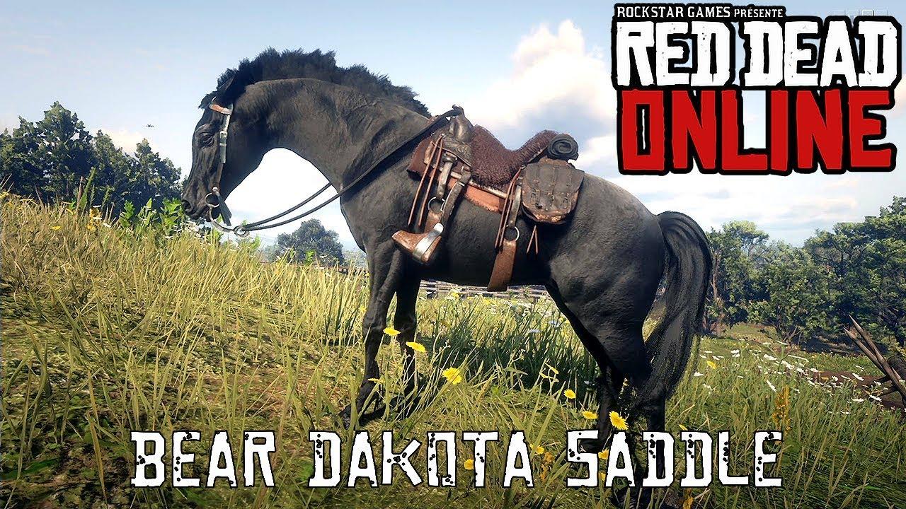 Bear Dakota Saddle