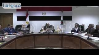 بالفيديو. الدكتور أيمن عبدالمنعم محافظ سوهاج يترأس الإجتماع الأول للمجلس الإقليمى للسياحة والآثار