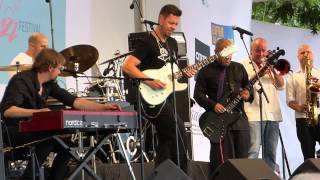 "Nils LANDGREN Funk Unit ""Freak U"" @ Paris Jazz Festival 2015"