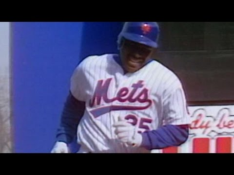 COL@NYM: Bonilla goes deep on Opening Day