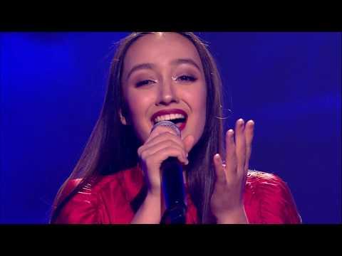 Дильнура Биржанова. Runin - Beyonce. X Factor Kazakhstan. Финал, Эпизод 18