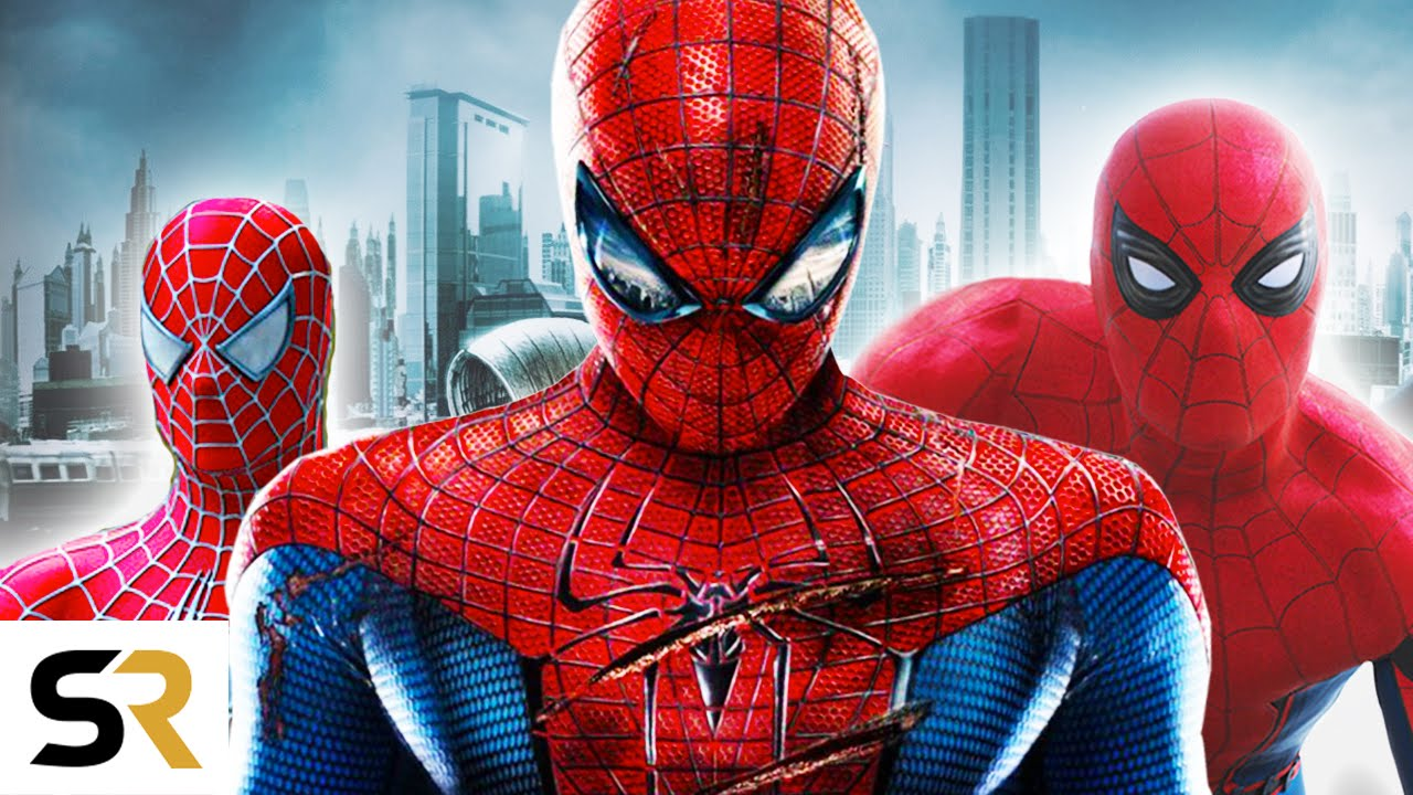 The amazing evolution of spider man in movies documentary - Images de spiderman ...