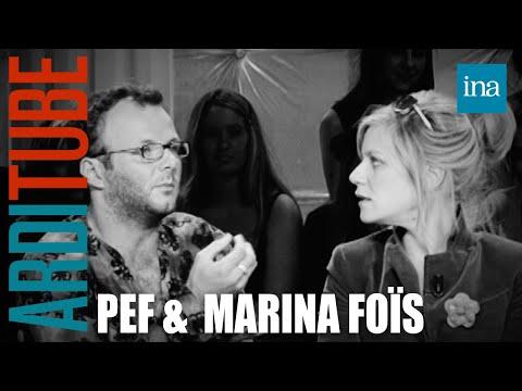 Marina Foïs et Pierre François Martin Laval - Archive INA