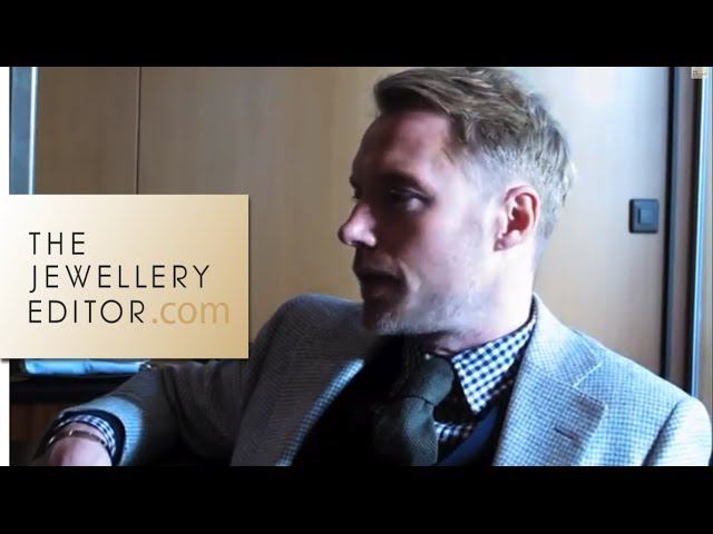 Ronan Keating, IWC friend, on his love of Watches