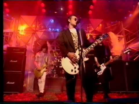 The Wedding Present  California  The Manics  Motorcycle Emptiness TOTP June 1992