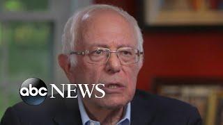 Warren said 'she is a capitalist through her bones. I'm not.': Bernie Sanders